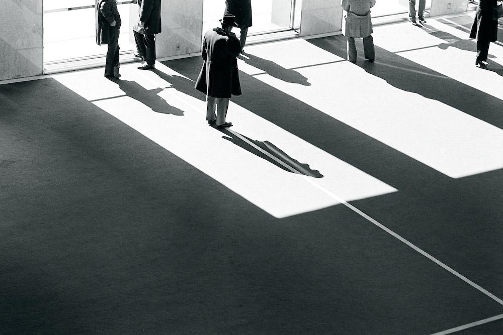 Shadows in the World Trade Center