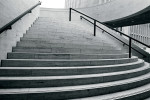 Stairs to the World Trade Center