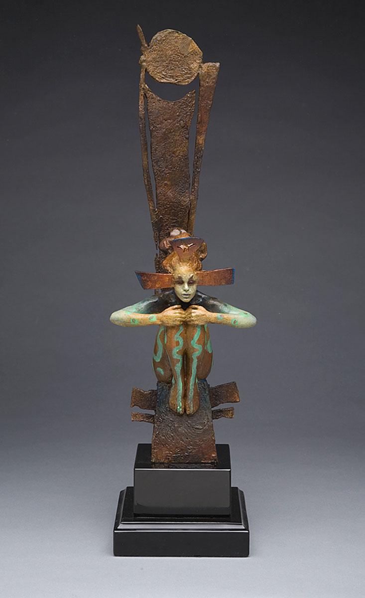 Bronze  23x6x6
