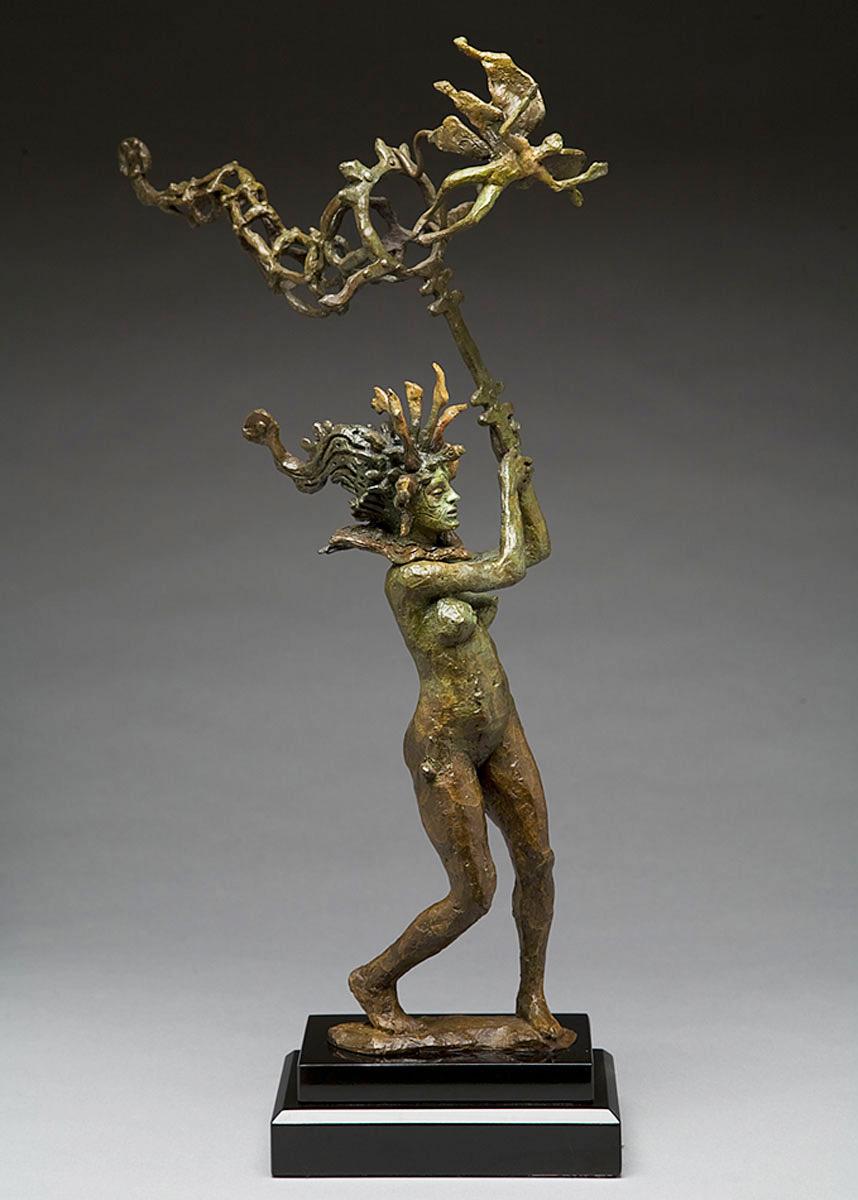 DREAM CATCHER II  Bronze