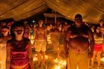 A trance ceremony.