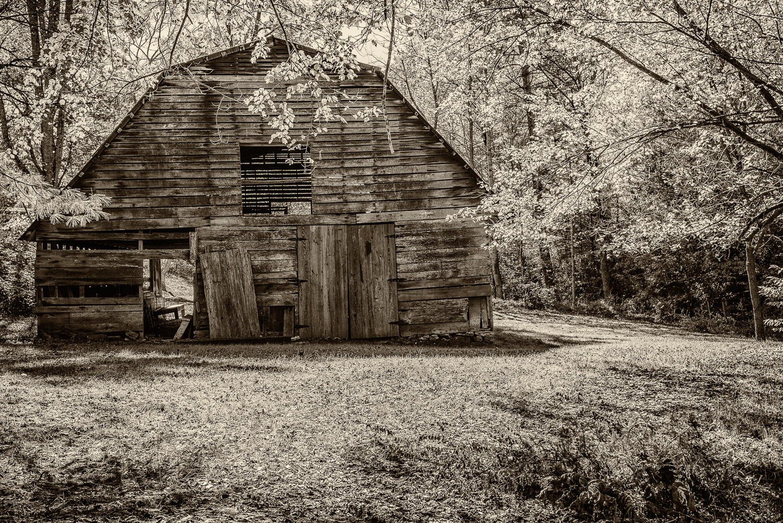 Allison-Deaver House (barn),  Brevard, NC