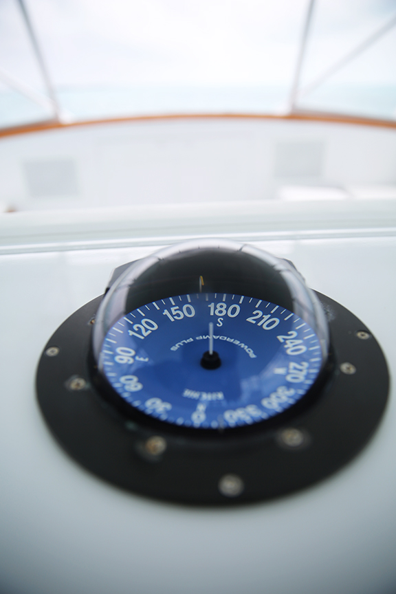 Boat-compass
