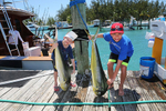 Boys-with-fish-on-dock