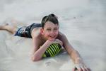Braden-laying-on-sand