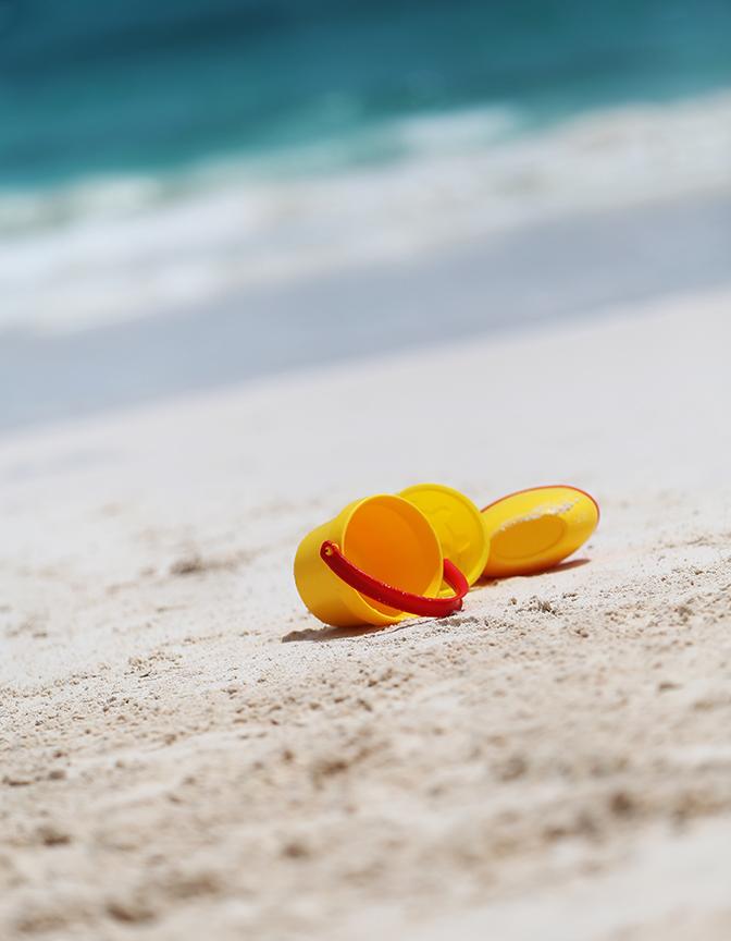Sand-bucket