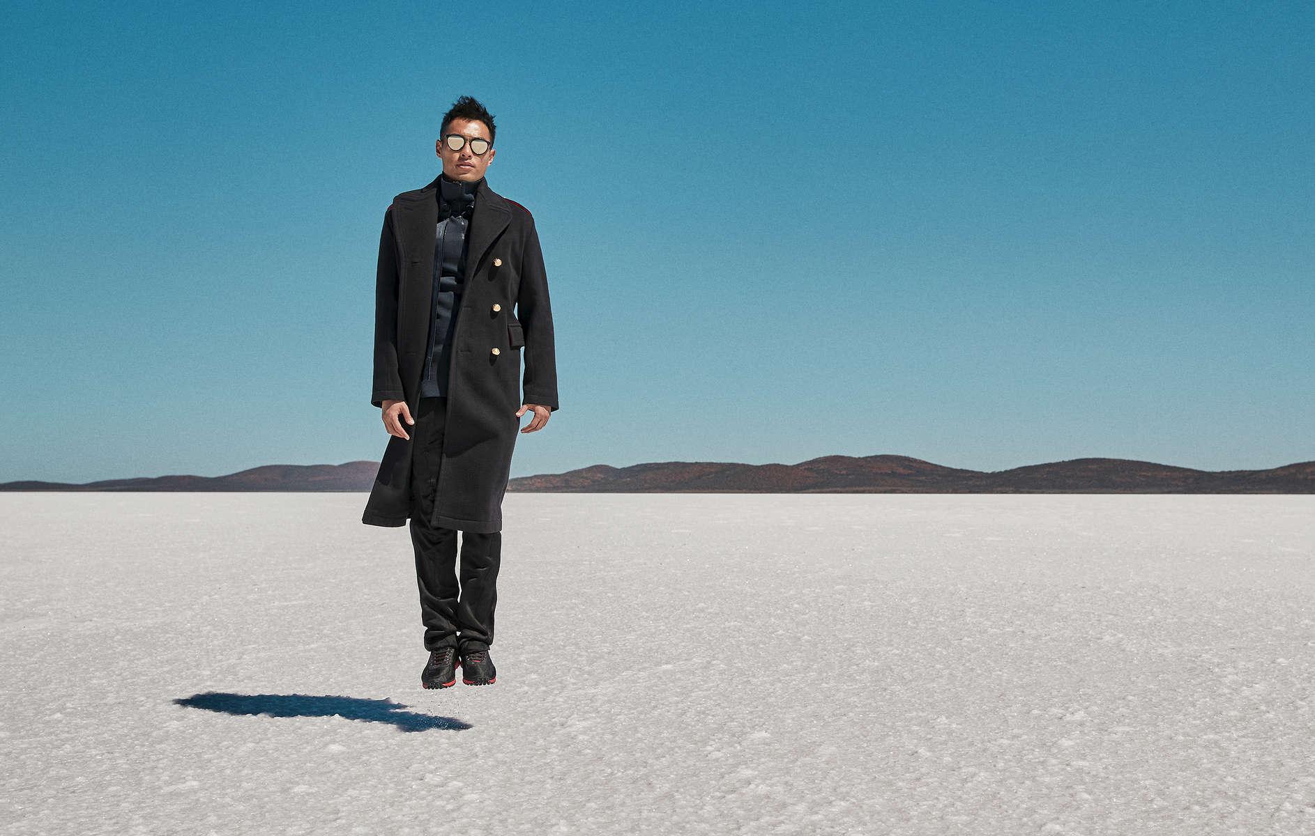 TONY YANG - Taiwanese Actor