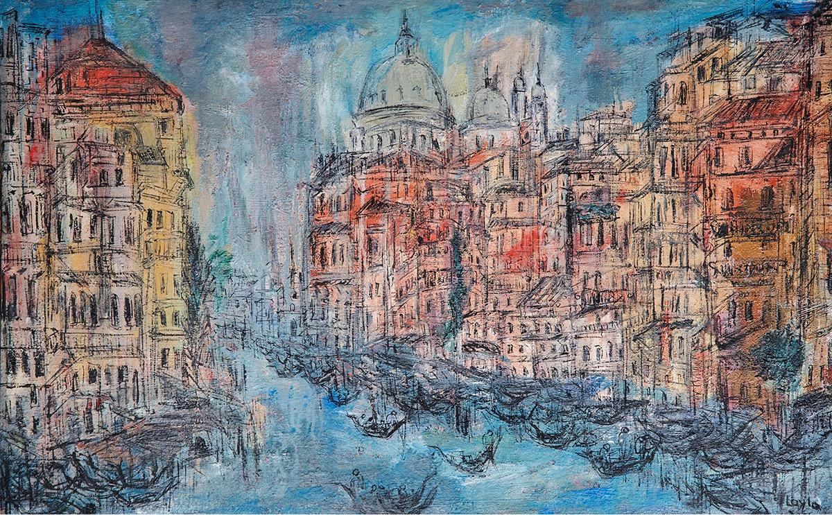 Venice Opus 2015