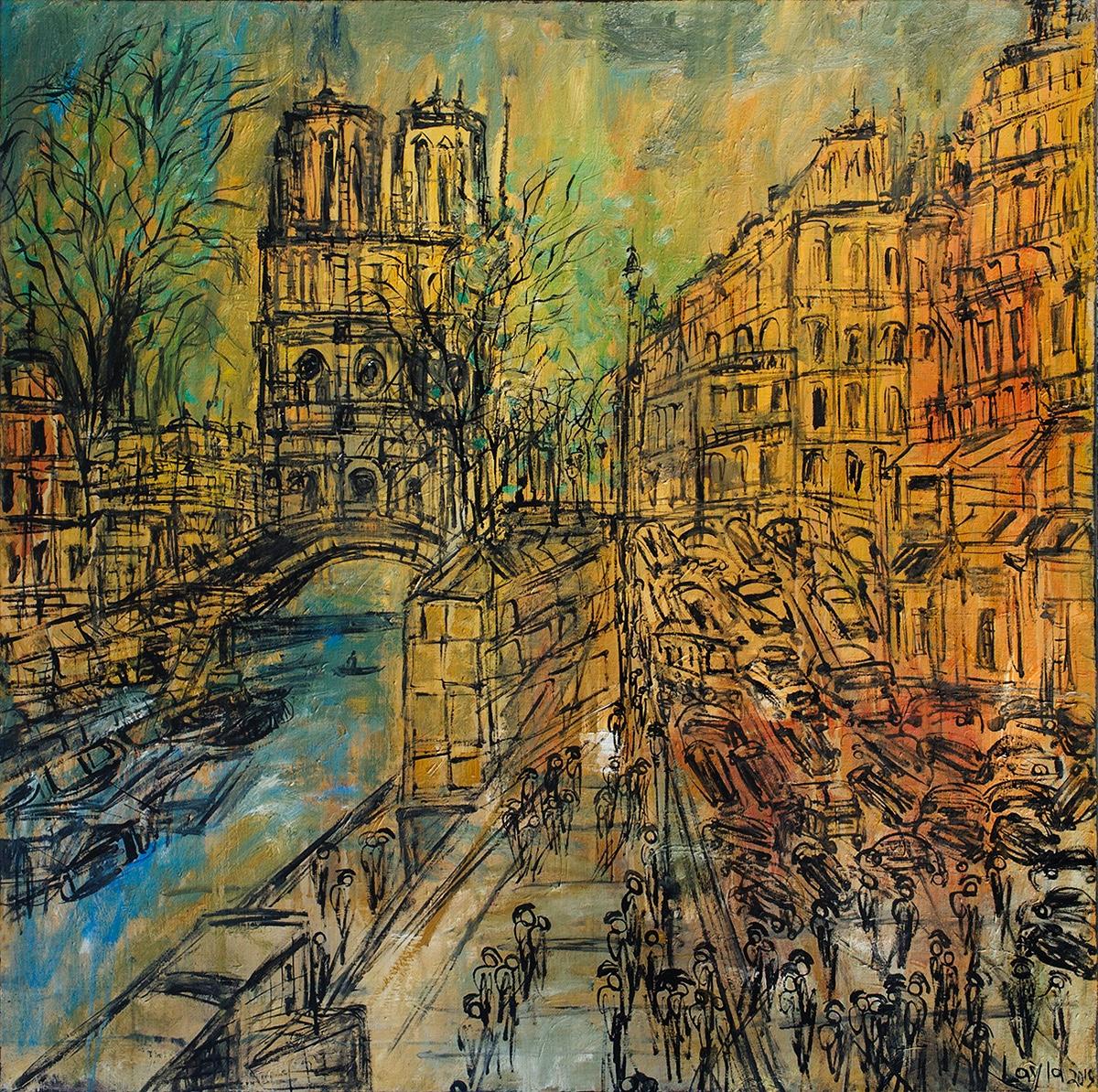 Notre Dame Paris Opus 2