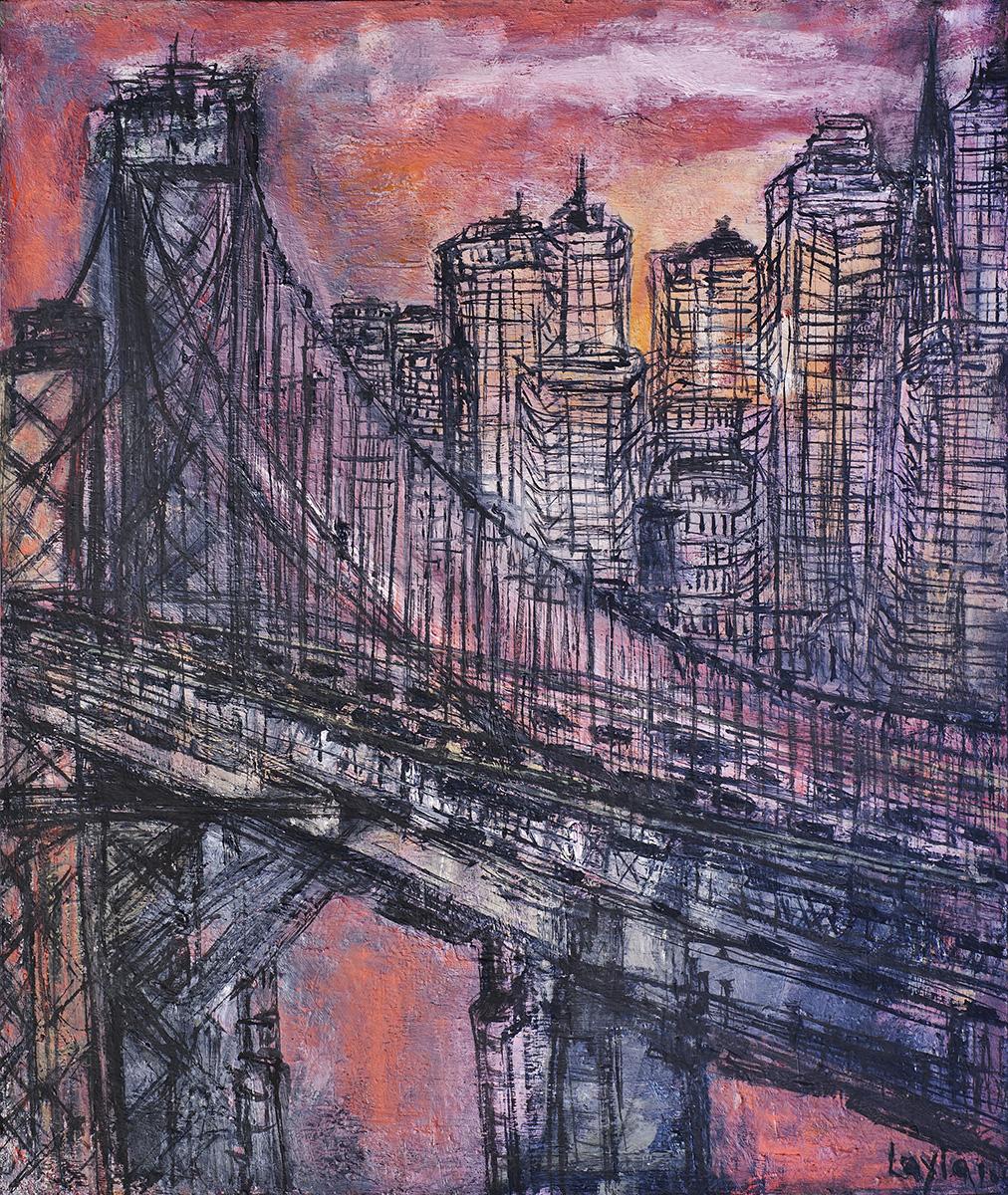 Bay Bridge- San Francisco
