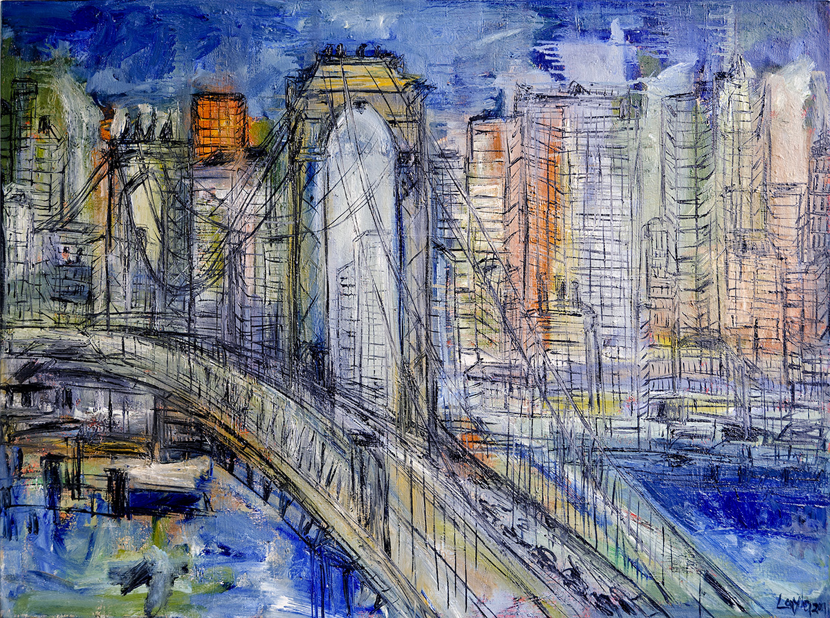 Brooklyn Bridge Opus II