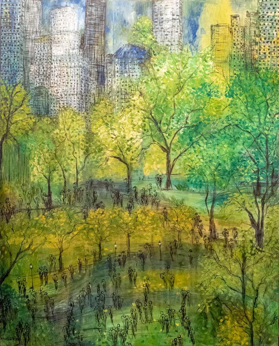 Central Park Opus 157