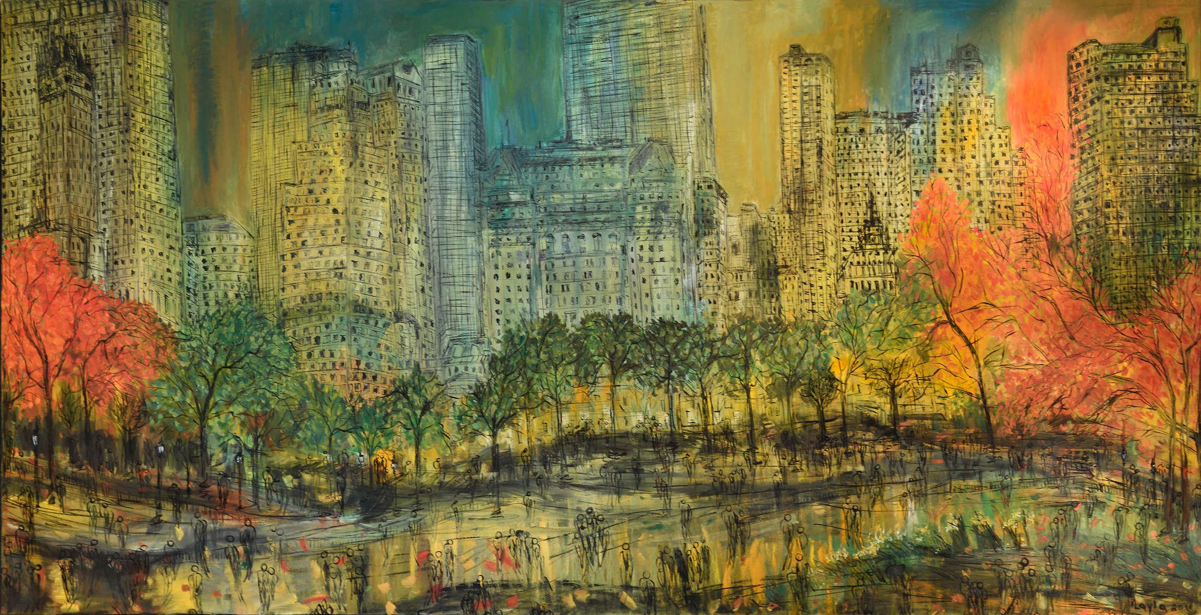 Central Park NY Opus 49