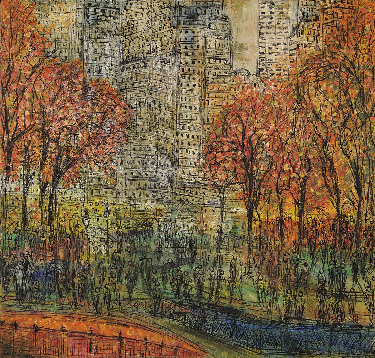 Central Park, Opus II