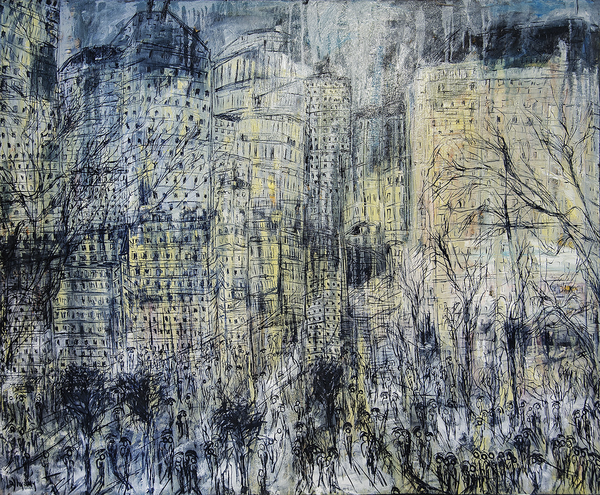 Winter in Central Park -NY -Opus 93