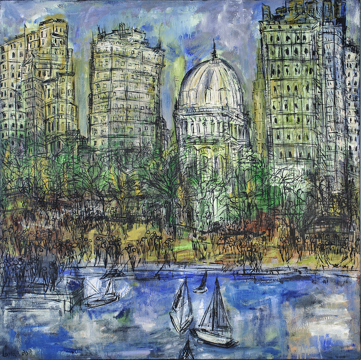 Central Park- Opus 1