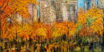 Central Park in the Fall , Opus 21