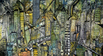 City-of-the-World-168x108-Oil-on-LInwn-2011