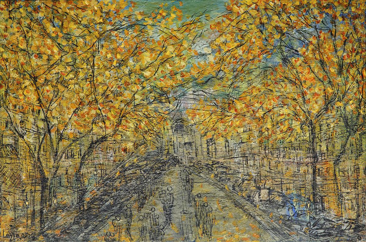 Fall in Paris, Opus 20