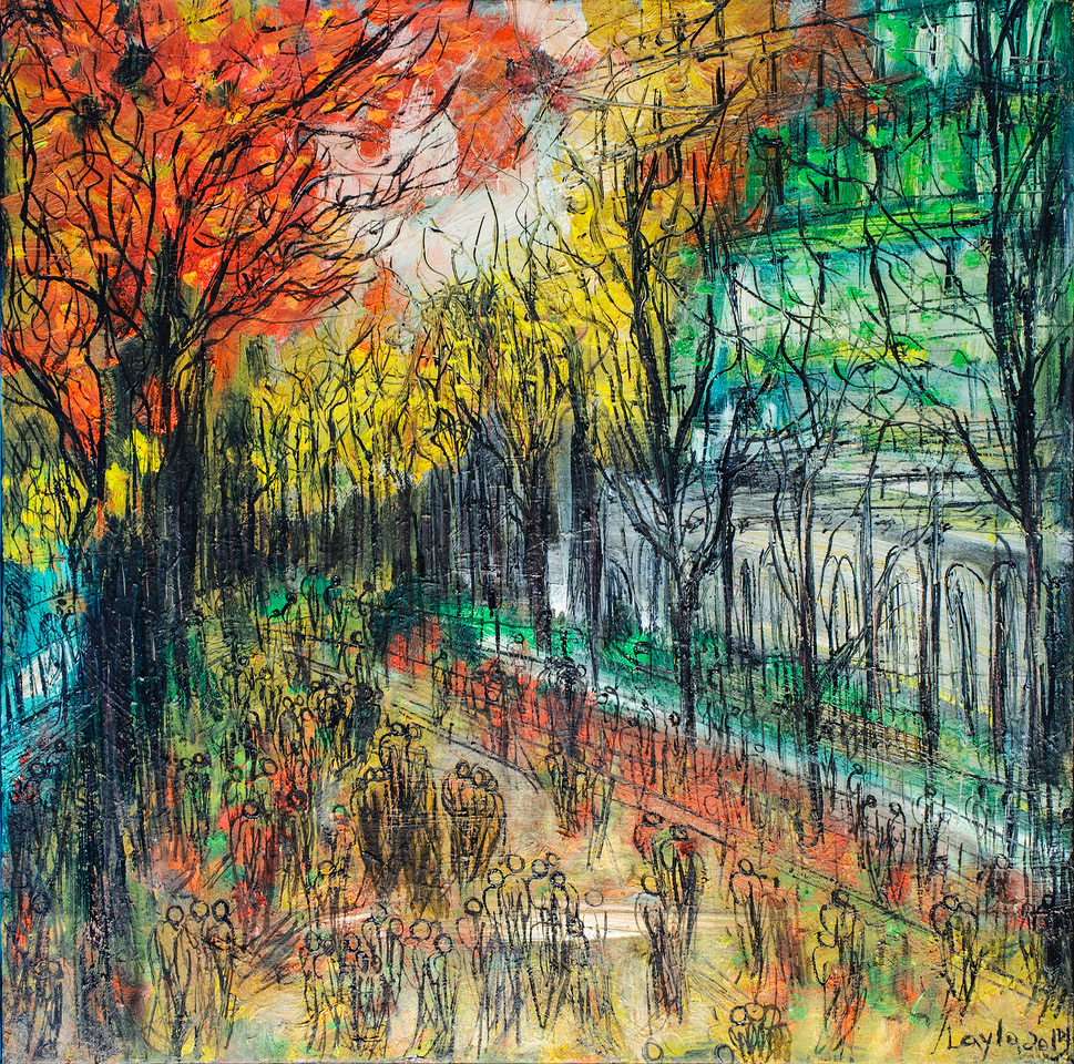 Fall in Paris, Opus II