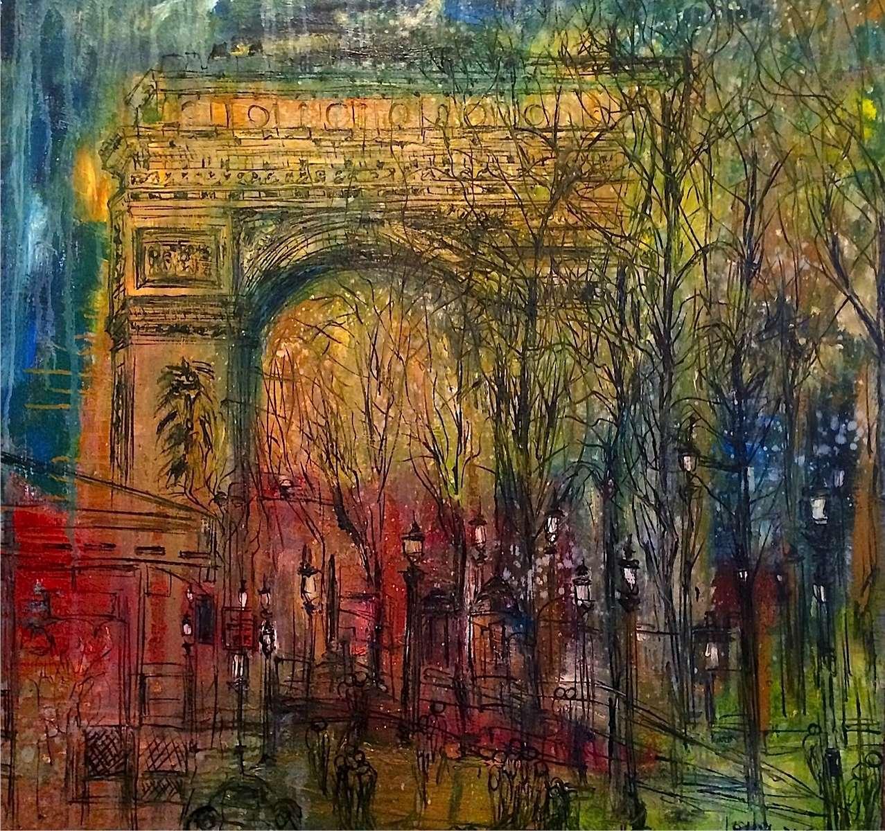Paris Arch Opus 15