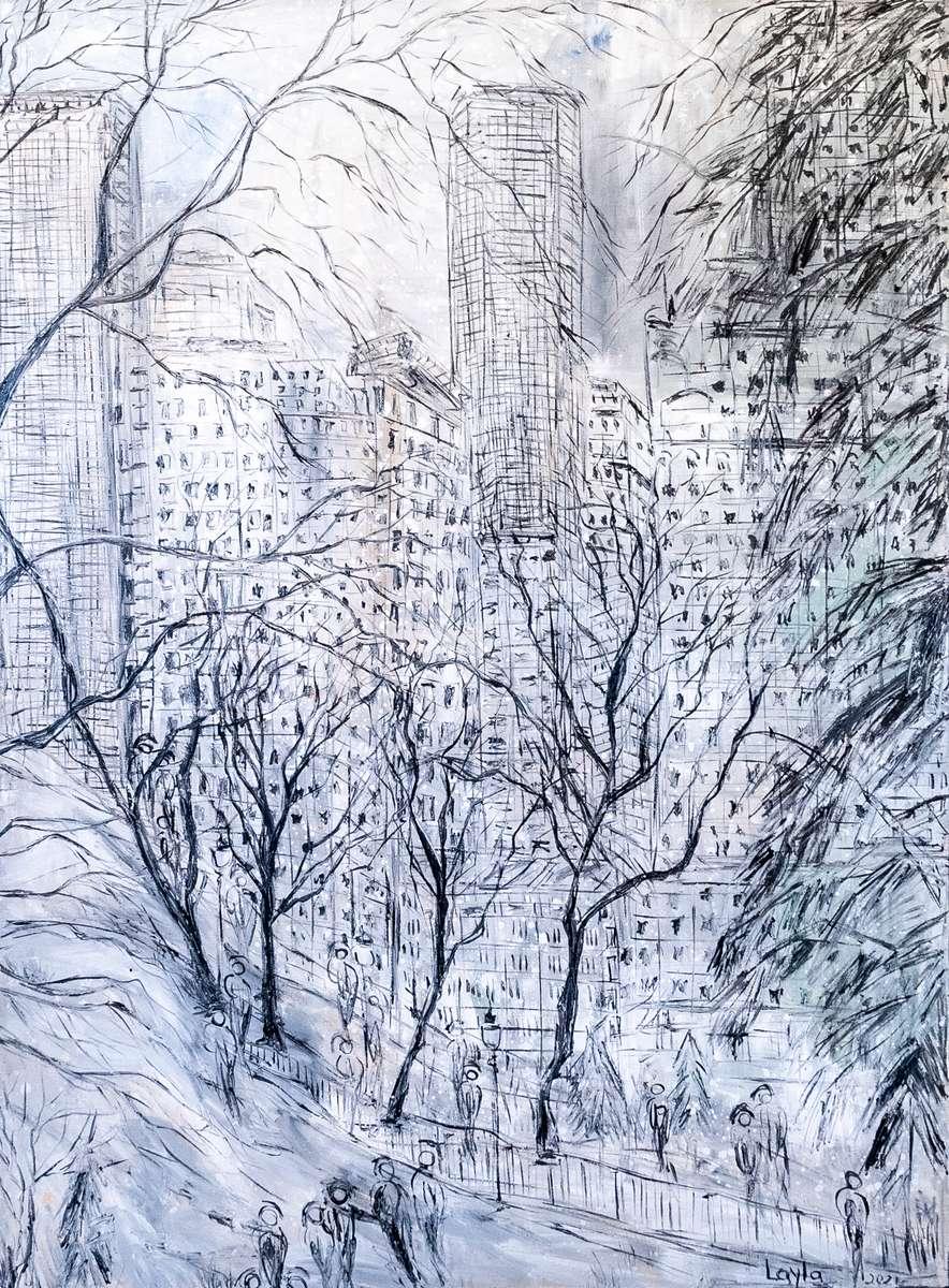 New York Central Park - Opus 3536