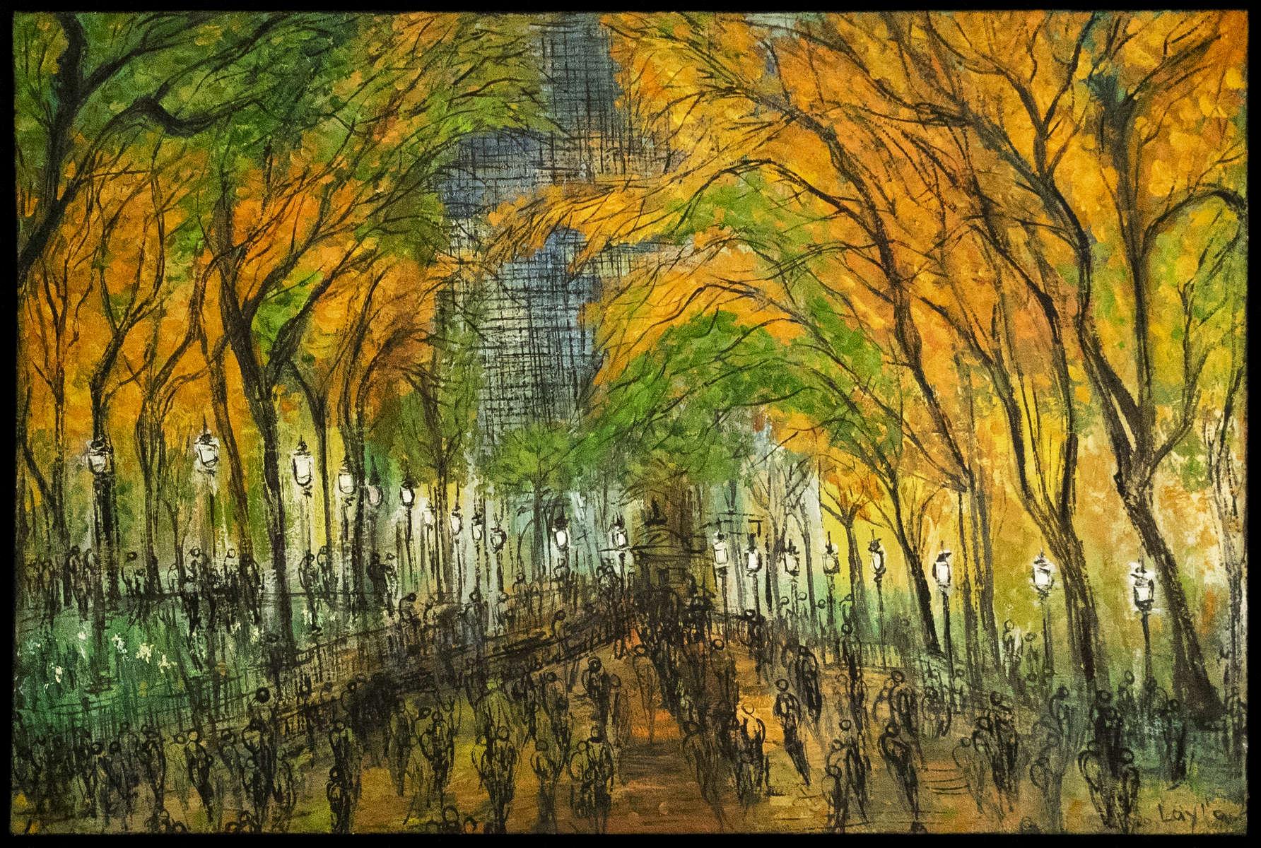 New York Central Park Opus 2020