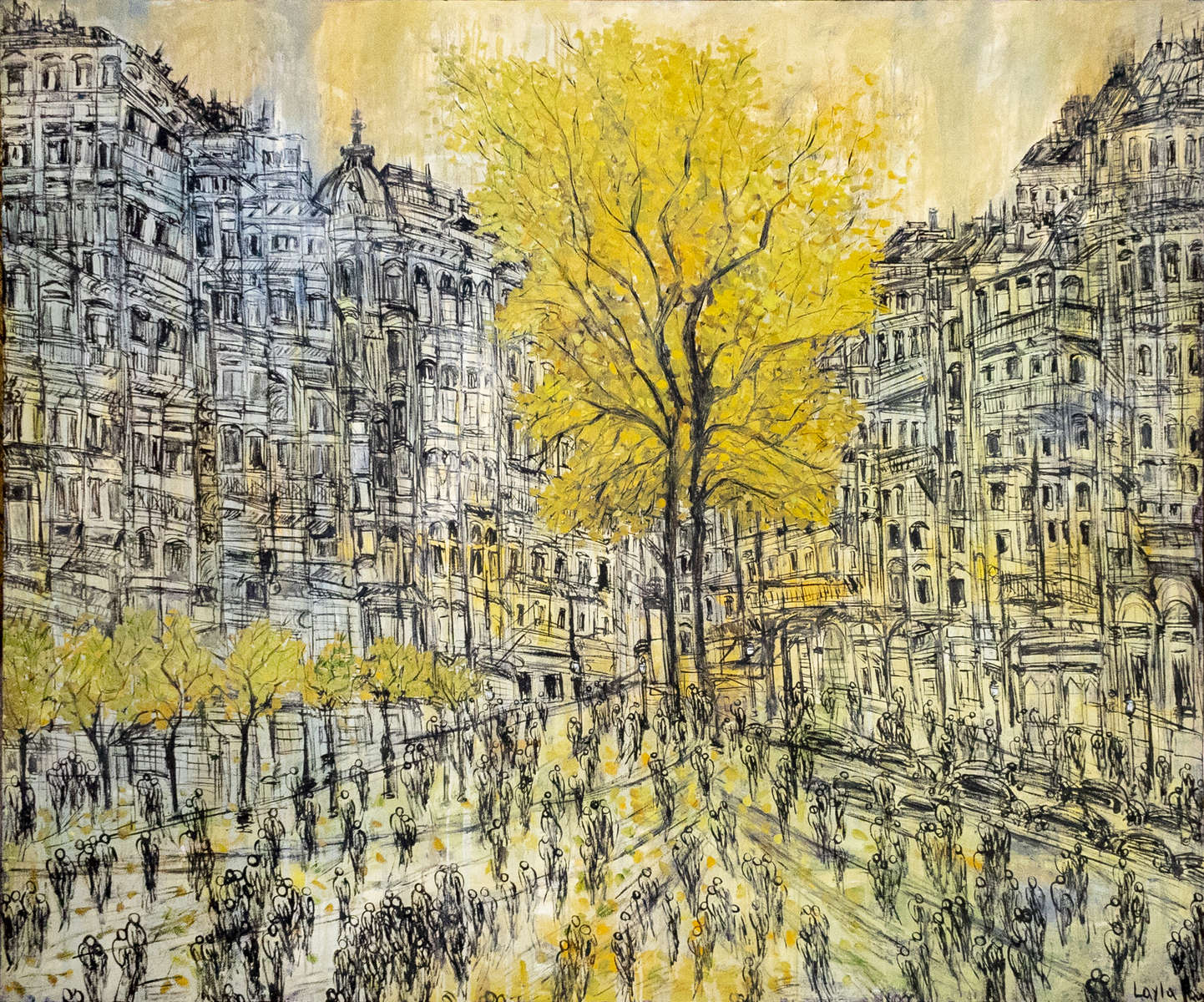 Paris in Spring Opus 2013