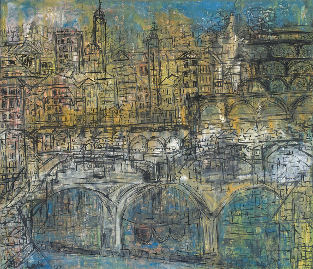 Ponte Vecchio Florence - Opus I