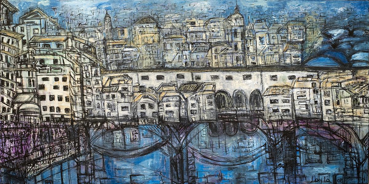 Ponte Vecchio Florence Opus II