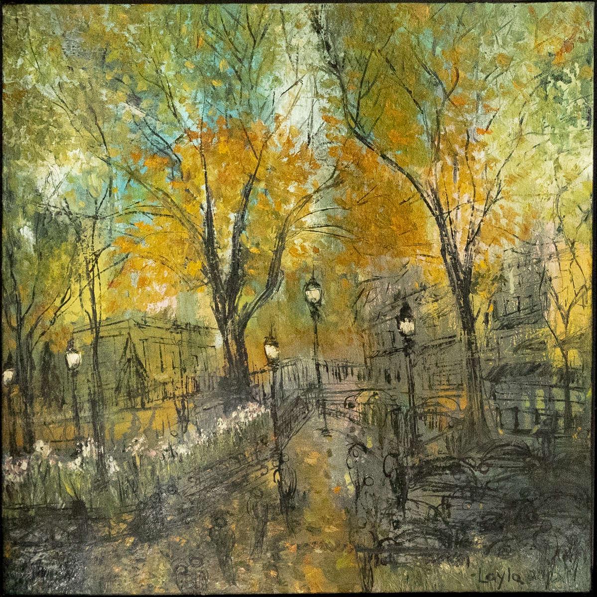 Rainy Day in Paris Opus 20