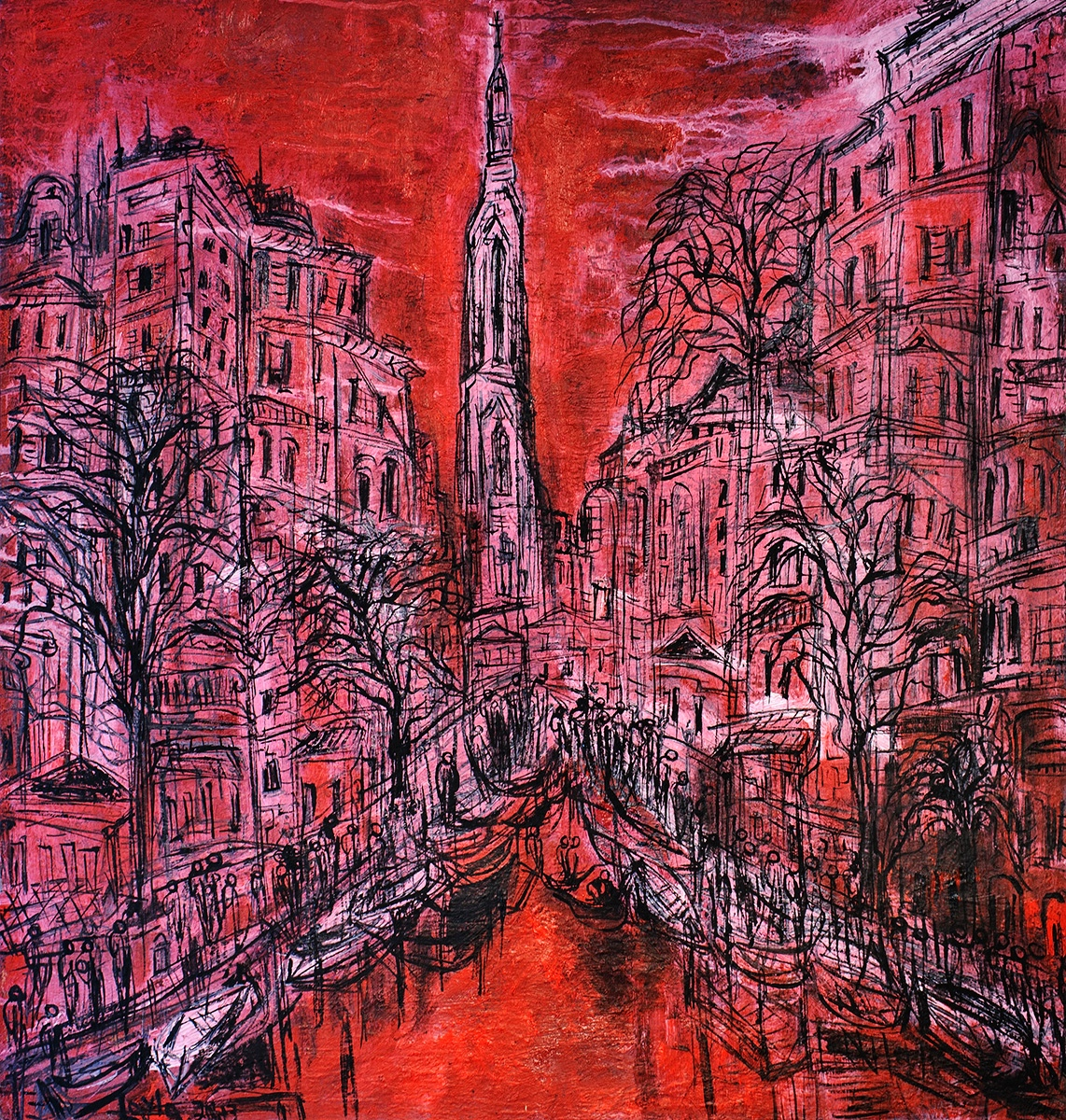 Red Amsterdam -Opus I