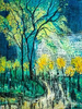 Spring in Central Park - New York - Opus 929