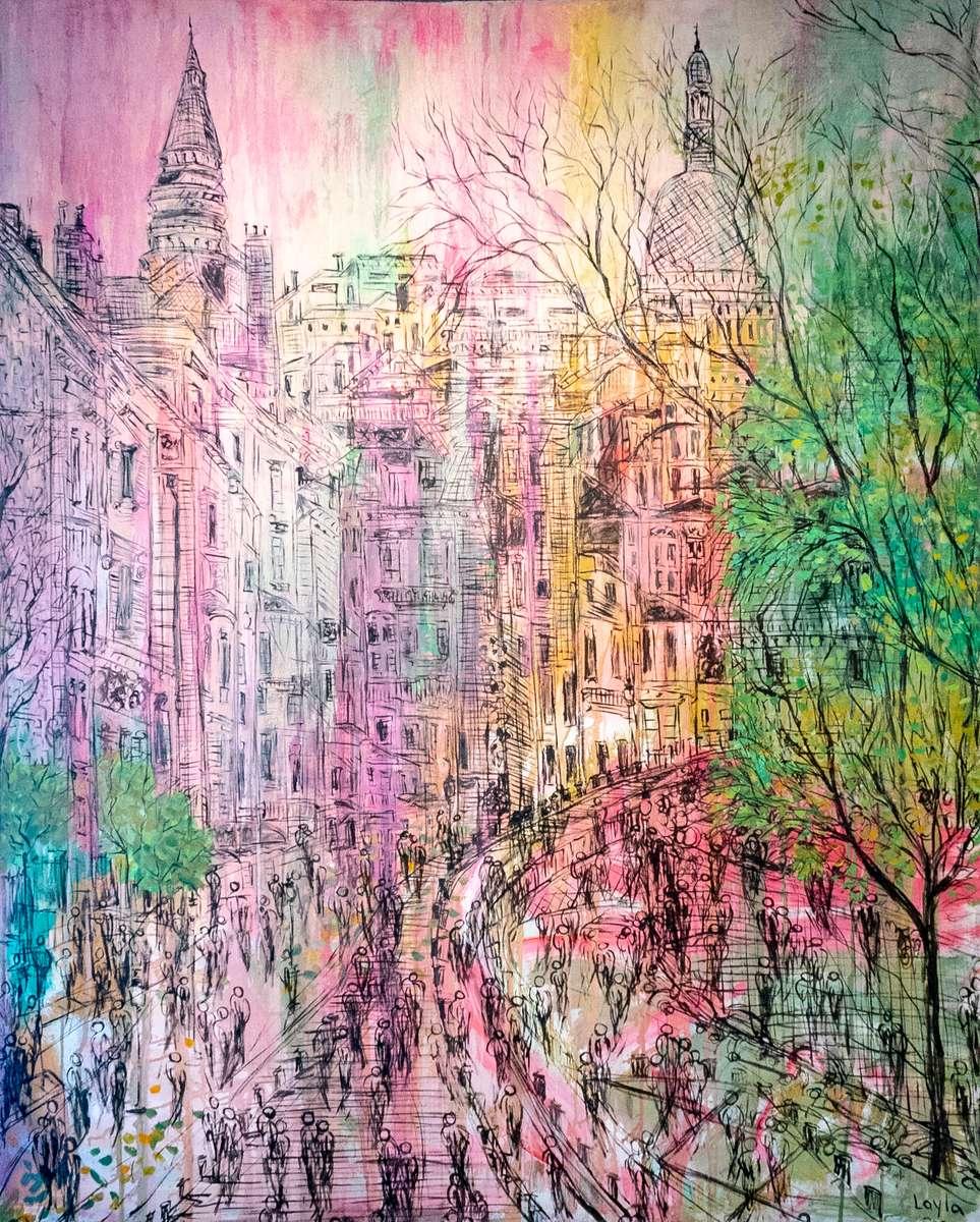 Spring in Paris Opus, 636