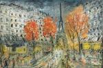 Street on Paris, Opus 1801