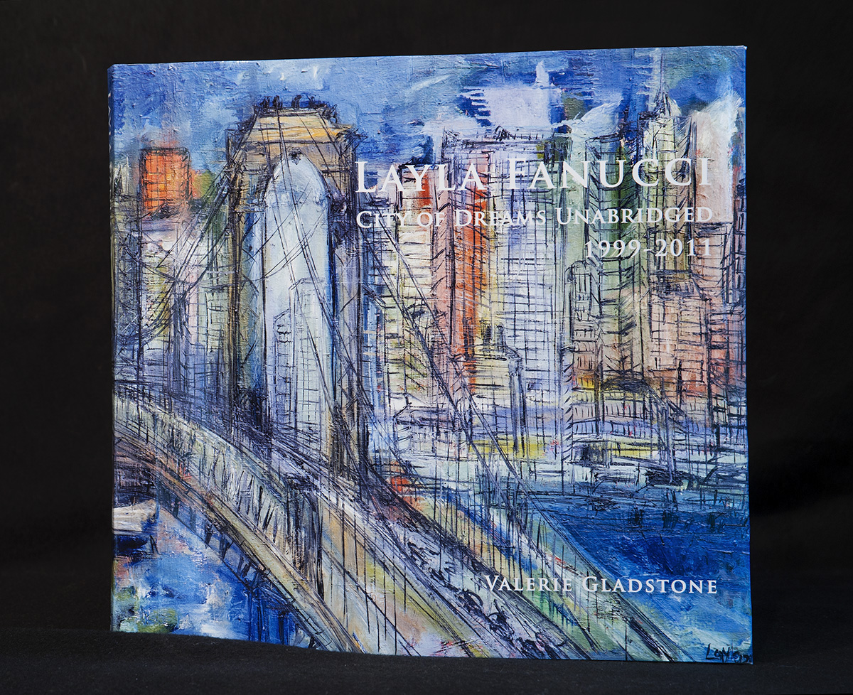 International Artist Layla FanucciCity of Dreams Unabridged 1999-2011$39.95