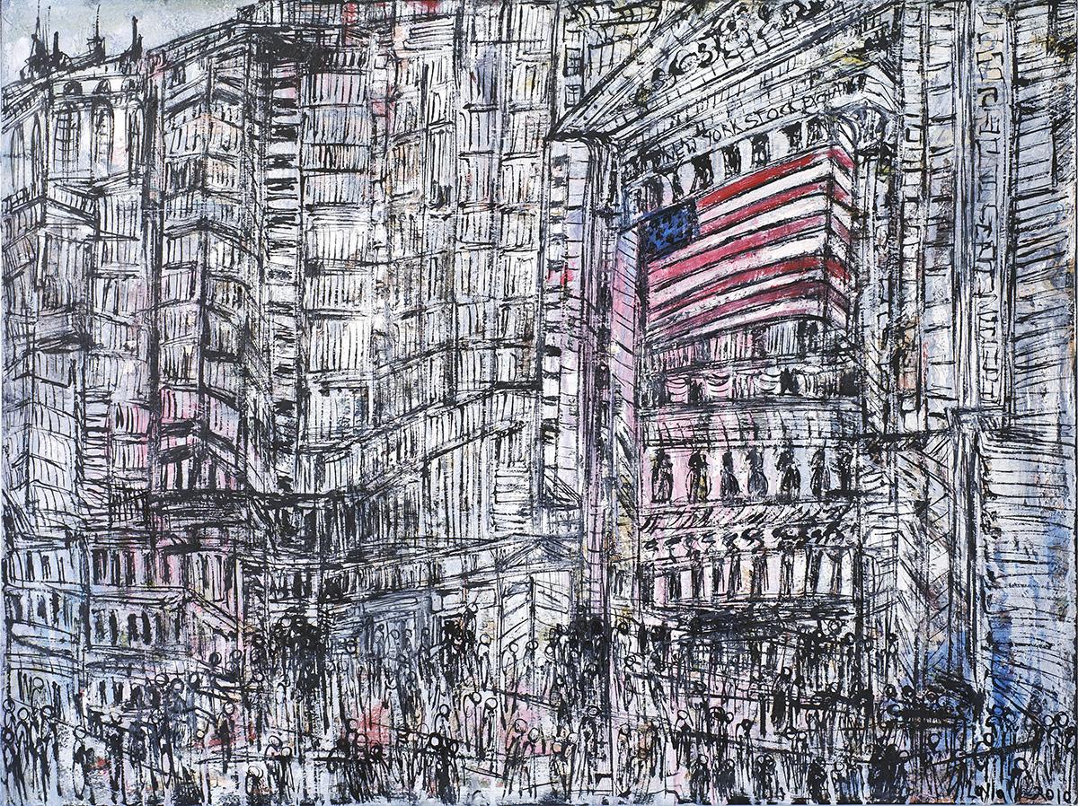 New York Stock Exchange Opus 6