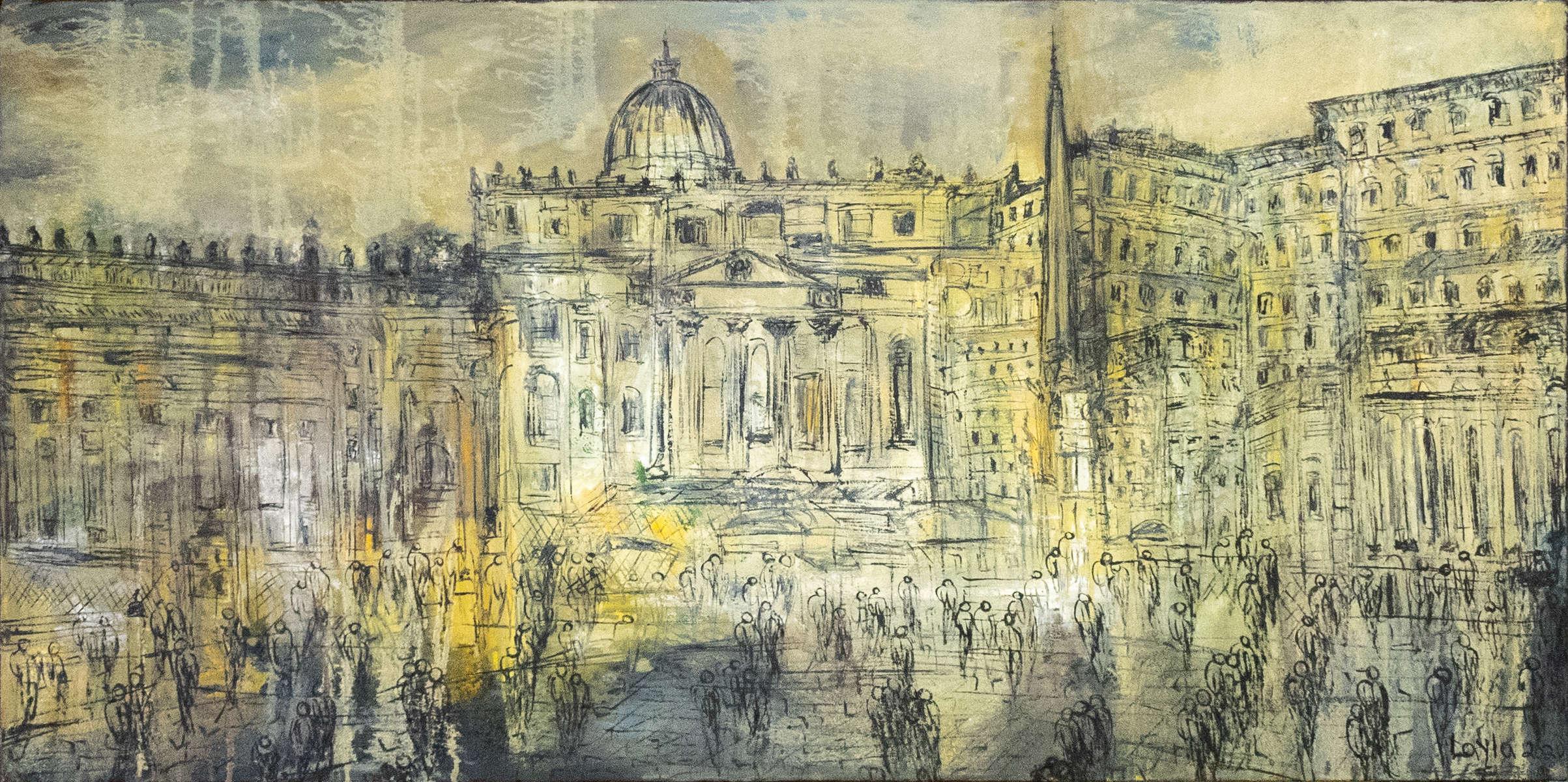 Vatican Rome Opus 1986