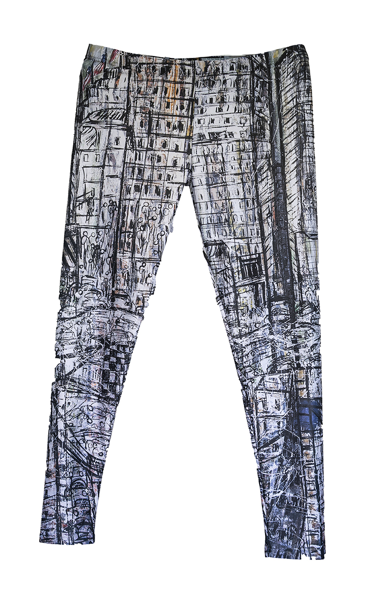 Art on Clothes