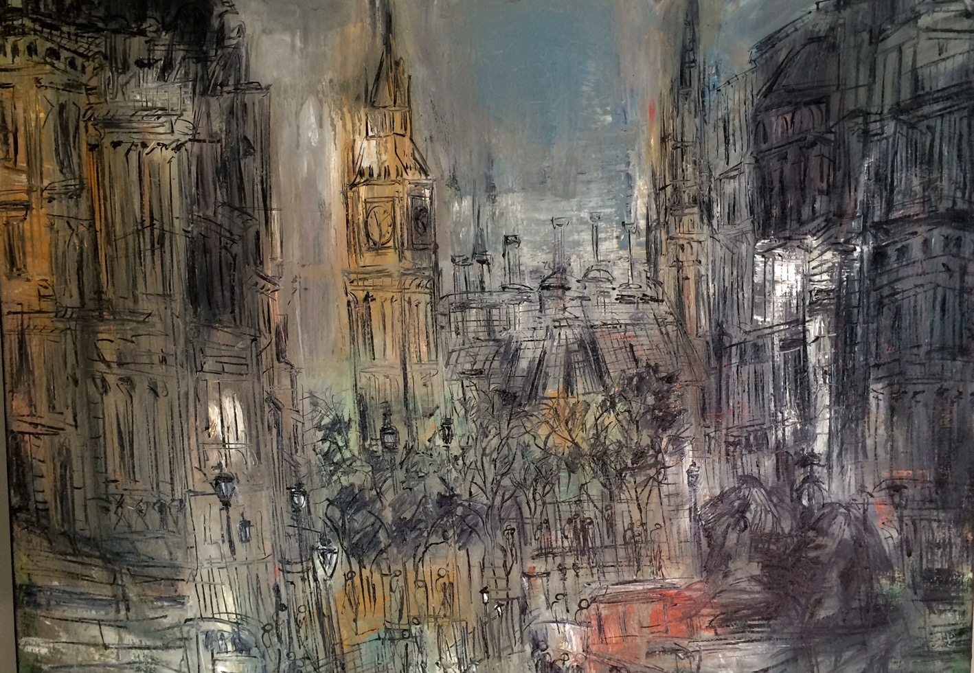 London, Opus 8