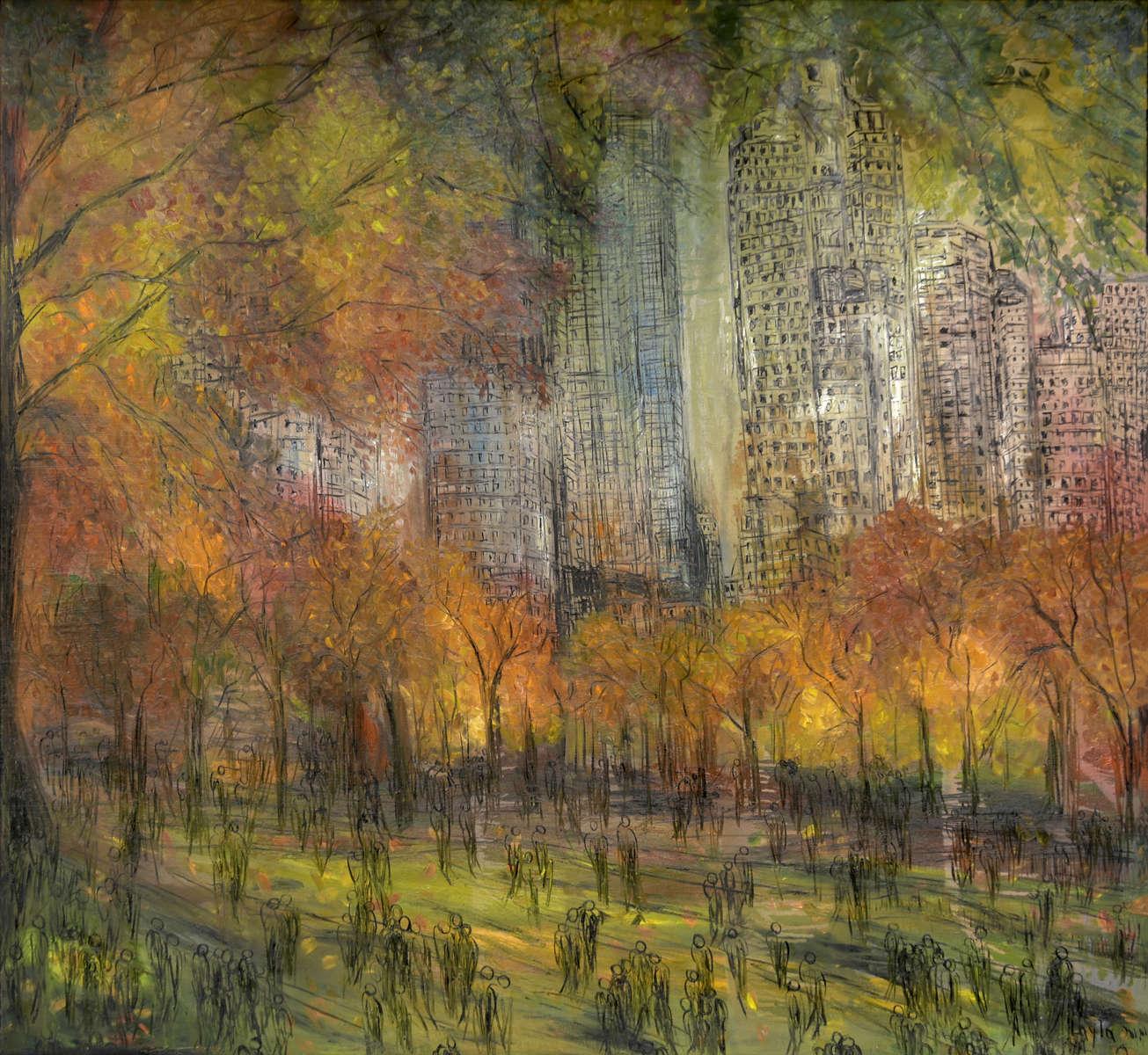 NY Central Park Opus 880