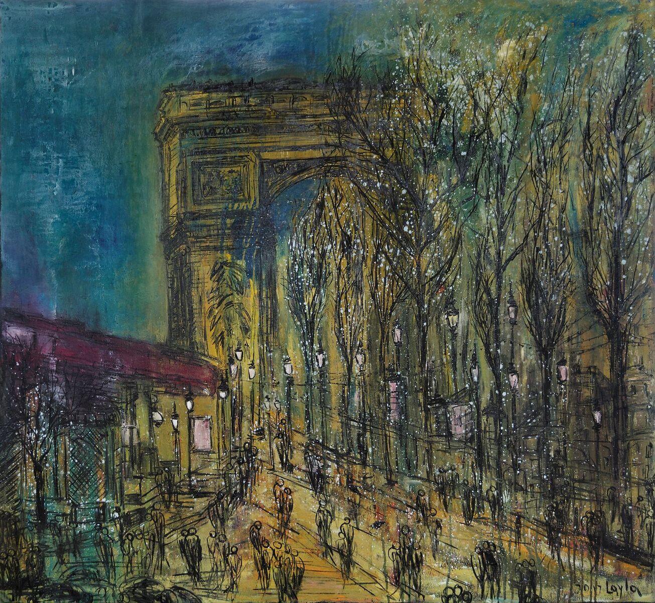 Paris Dream Opus 77