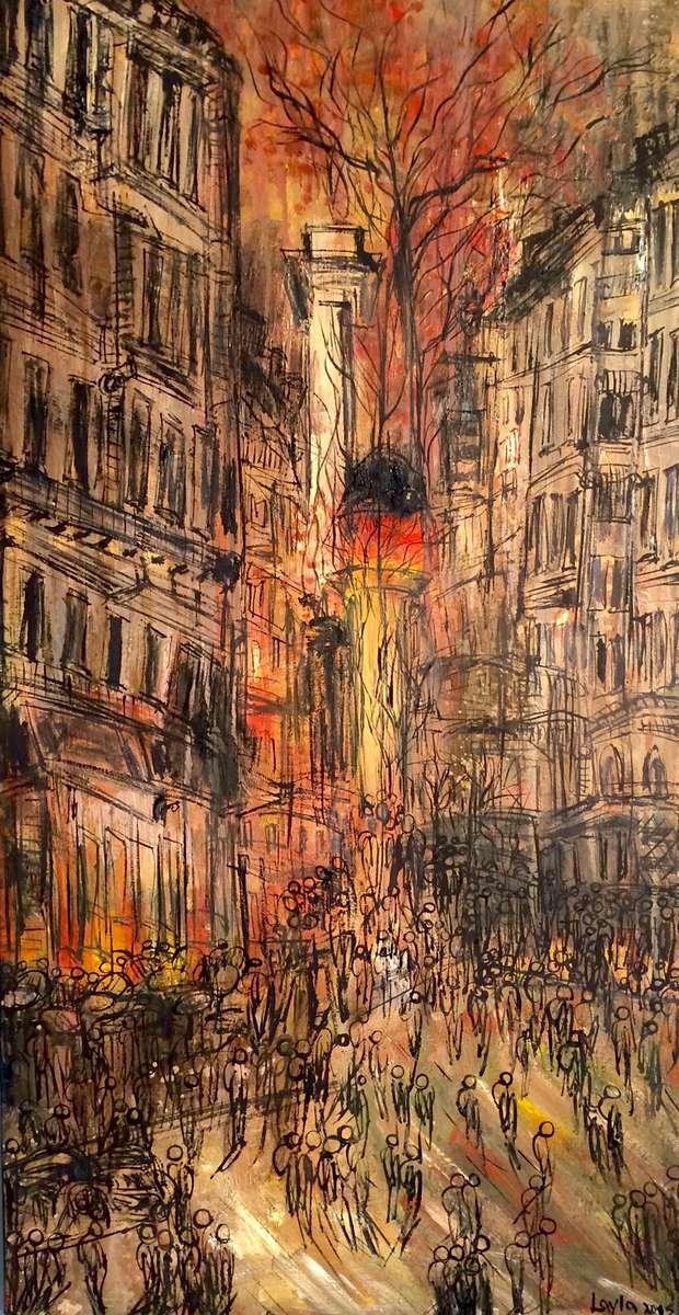 Paris Opus 99