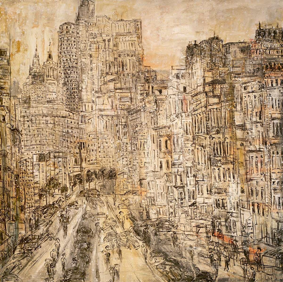 New York Opus 2057