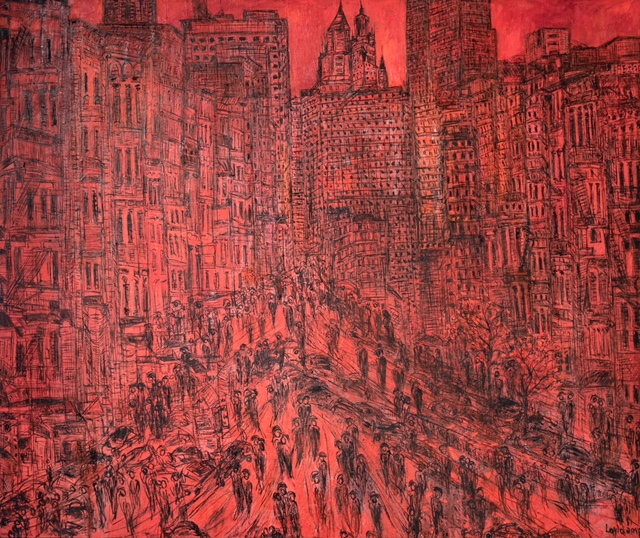 Red New York, Opus, 3018