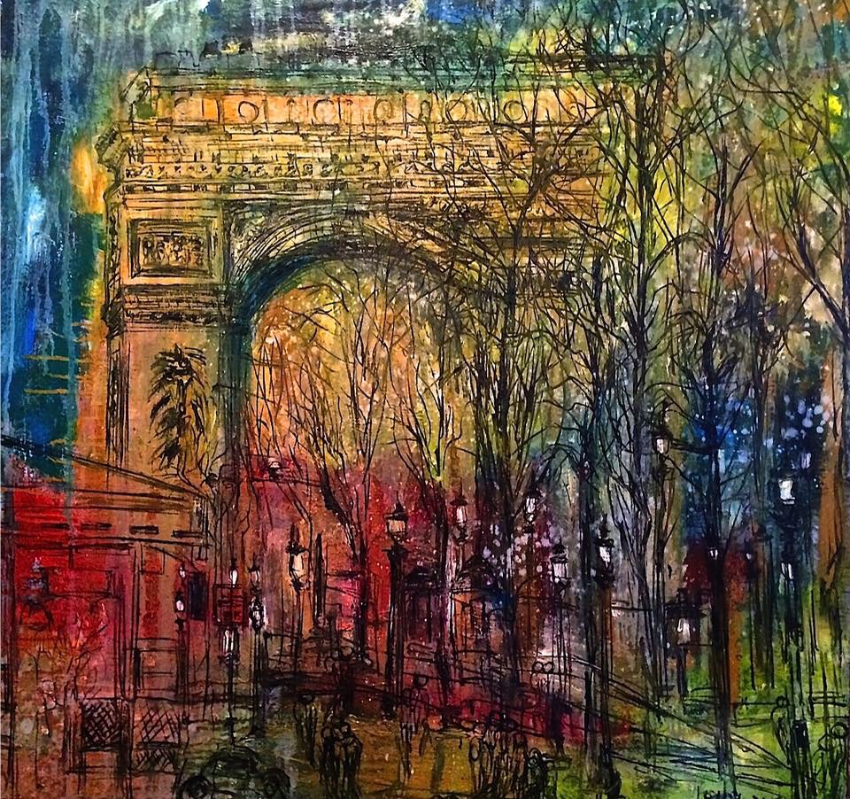 Paris Opus 14