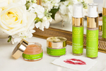 Skincare and cosmedic product photography for TaTa Harper. Photo by Jam Creative.