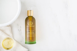 Skincare and cosmedic product photography. Nourishing Oil Cleanser by TaTa Harper, photo by Jam Creative.