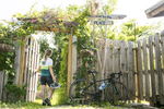 Vermont Bicycling and Walking Vacations bike tour in Bristol, Vermont. by JAM Creative