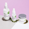 Skin care photography of Glycolic line for Instanatural, by product photographers at JAM Creative